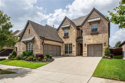 Flower Mound Single Family Home For Sale: 2624 Bel Air Lane