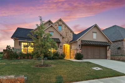 Flower Mound Single Family Home For Sale: 6201 Savannah Oak Trail