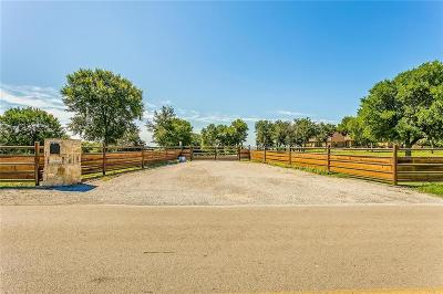Weatherford Farm & Ranch For Sale: 3333 Thompson Road