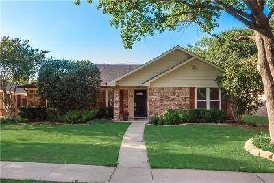 Coppell Single Family Home For Sale: 624 Phillips Drive