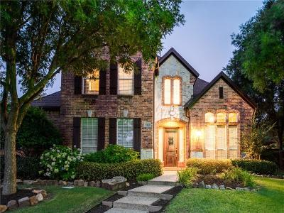 Mckinney Single Family Home For Sale: 8413 Beech Lane