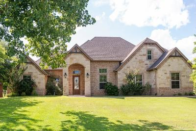 Granbury Single Family Home For Sale: 9709 Bellechase Road