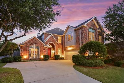 Keller Single Family Home For Sale: 1400 Limestone Creek Drive