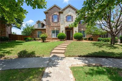 Lewisville Single Family Home For Sale: 2206 Landoine Lane