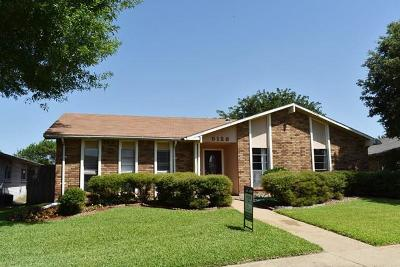 The Colony Residential Lease For Lease: 5128 Pruitt Drive