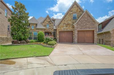 Colleyville Single Family Home Active Option Contract: 1701 Rock Dove Circle