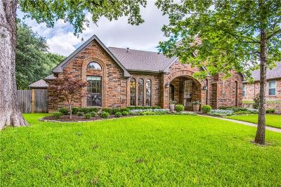 Coppell Single Family Home For Sale: 200 Hawk Court