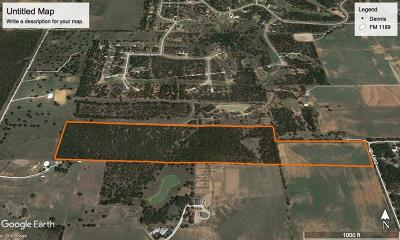 Parker County Farm & Ranch For Sale: 000a Lacy Drive