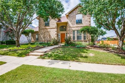 The Colony Single Family Home For Sale: 3701 Meadow Run