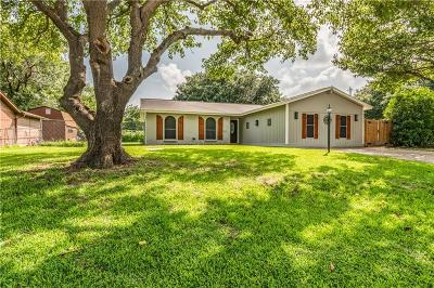 Burleson Single Family Home For Sale: 309 Summercrest Boulevard