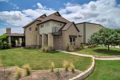 Haslet, Justin Single Family Home For Sale: 15879 Guy James Road