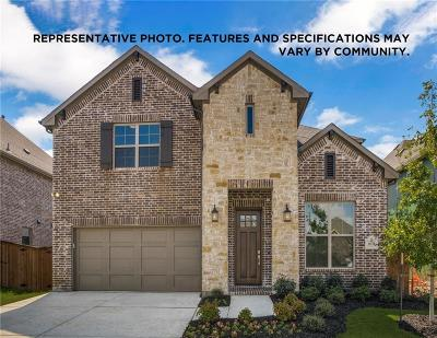 Mckinney Single Family Home For Sale: 4000 Wittenburg Drive