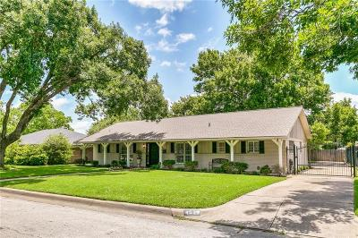 Single Family Home For Sale: 4529 Cloudview Road