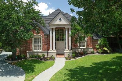 Dallas Single Family Home For Sale: 17607 Cedar Creek Canyon Drive