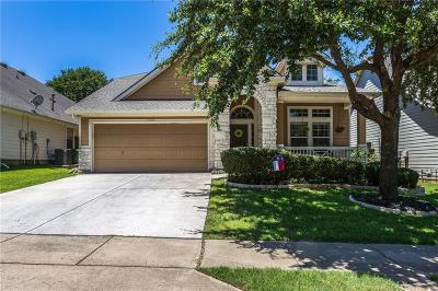 Grapevine Single Family Home For Sale: 1029 Honeysuckle