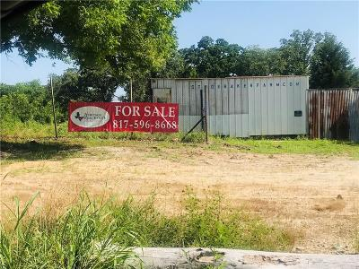 Weatherford Commercial Lots & Land For Sale: 1821 Fort Worth Highway