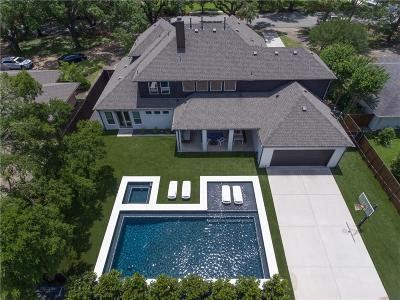 Dallas County Single Family Home Active Kick Out: 7141 Northaven Road