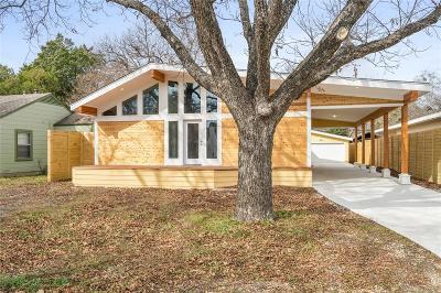 Single Family Home For Sale: 9029 Santa Clara Drive