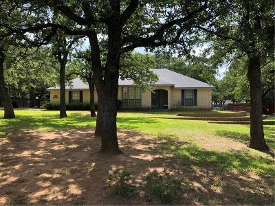 Young County Single Family Home Active Contingent: 263 Timber Ridge Lake Road