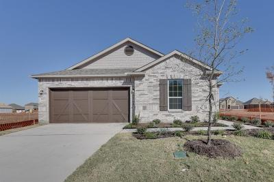 Celina Single Family Home For Sale: 3425 Alamosa River Drive