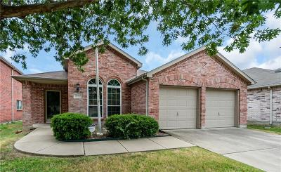 Mckinney Single Family Home Active Option Contract: 3613 Truman Street