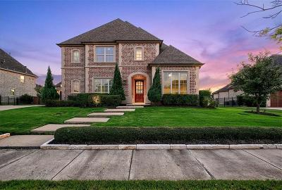 Frisco Single Family Home For Sale: 3809 Shady Creek Court