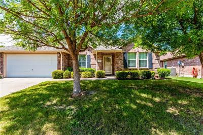 Wylie Single Family Home Active Option Contract: 908 Fleming Street