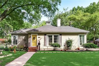 Corsicana Single Family Home Active Option Contract: 1411 W 4th Avenue