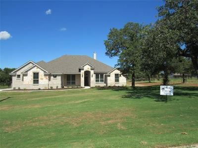 Millsap Single Family Home For Sale: 104 El Dorado Trail