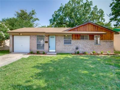 Duncanville Single Family Home Active Option Contract: 527 Summit Ridge Drive
