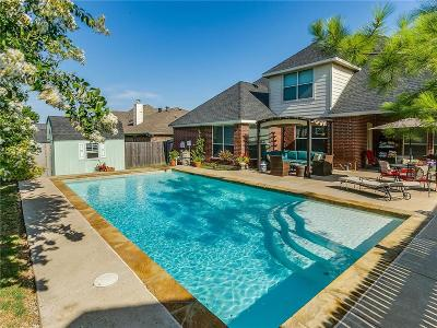 Burleson Single Family Home For Sale: 939 Joshua Drive