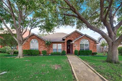 Coppell Single Family Home For Sale: 517 Parkview Place