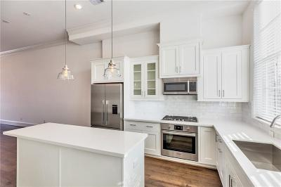 Addison Townhouse For Sale: 4106 Runyon Road