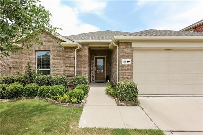 Prosper Single Family Home For Sale: 5610 Colchester Drive