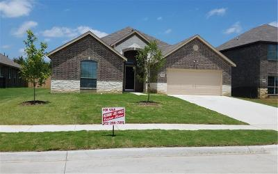 Seagoville Single Family Home For Sale: 1223 Chase Lane