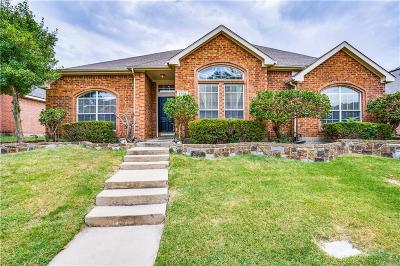 Mckinney Single Family Home Active Option Contract: 4609 Basil Drive