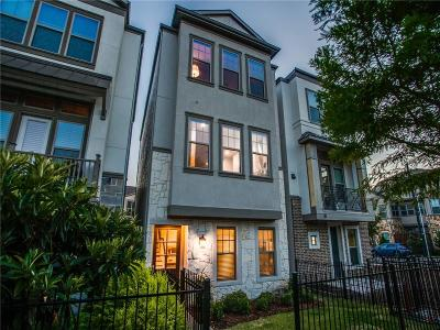 Dallas County Townhouse For Sale: 5339 Holland Avenue