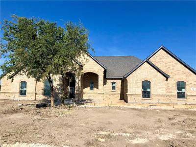 Springtown Single Family Home For Sale: 264 Columbia Court