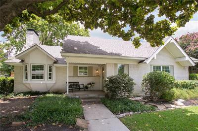 Richardson Single Family Home For Sale: 1304 Cheyenne Drive