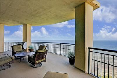 Galveston County, Harris County Condo For Sale: 801 E Beach Drive #TW2305