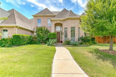 Aledo Single Family Home For Sale: 124 Bluff View Drive