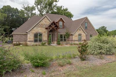 Azle Single Family Home For Sale: 140 Winding Way