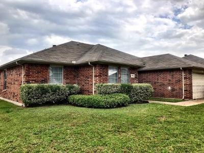 Midlothian Single Family Home For Sale: 1705 Millbrook Drive