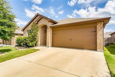 Azle Single Family Home Active Option Contract: 613 Clearbrook Street