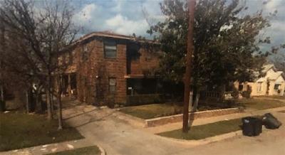Tarrant County Multi Family Home For Sale: 722 W Boyce Avenue