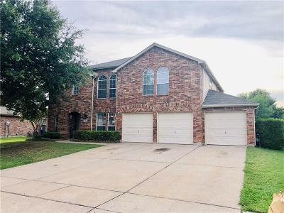 Forney Single Family Home For Sale: 102 Greenfield Trail
