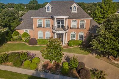 Colleyville Single Family Home For Sale: 6000 Chestnut Bend