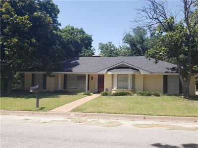 Graham Single Family Home For Sale: 1413 Quail Run