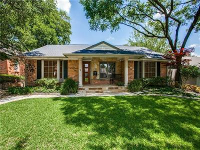 Lake Highlands Single Family Home For Sale: 8808 Larchwood Drive