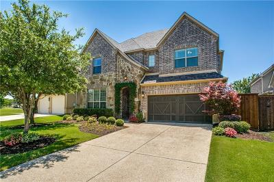 Frisco Single Family Home Active Option Contract: 2381 Chenault Drive